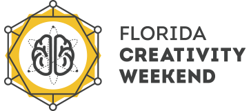 Logo Florida Creativity Weekend